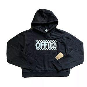 Vans Avenue Crop Hoodie Sweater